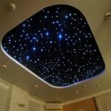 многоуровневый потолок - звезды